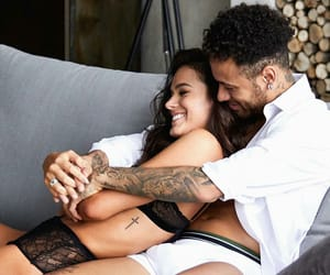 neymar, casal, and bruna marquezine image