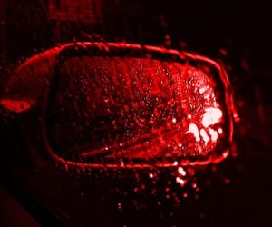 red image