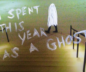 ghost, quotes, and tumblr image