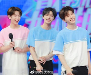 nine percent, justin huang, and fan cheng cheng image