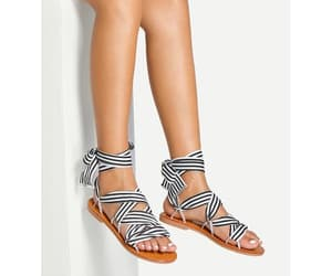 footwear, sandals, and summeroutfits image