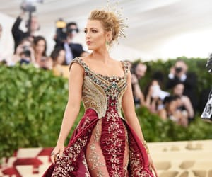blake lively, fashion, and dress image