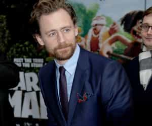 handsome, man, and tom hiddleston image