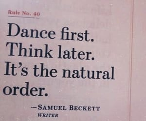 quotes, dance, and words image
