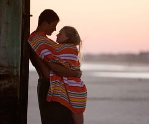 couple, nicholas sparks, and dear john image