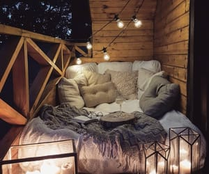 boho, cozy, and glow image
