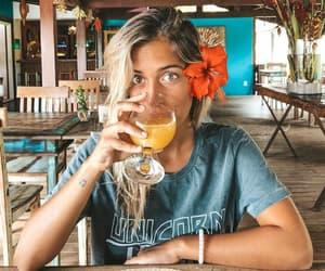 brazilian, drinks, and girl image