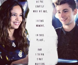 13 reasons why, alex, and jessica image