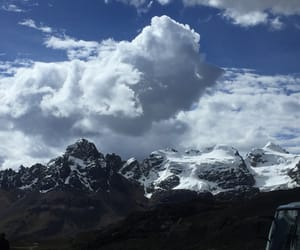amazing, sky, and huaraz image