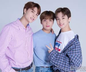 haechan, johnny, and mark image