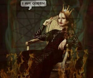 bitch, bombshell, and throne image