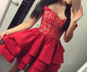 party dress and homecoming dress image