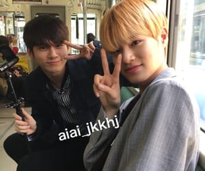wanna one and daehwi image