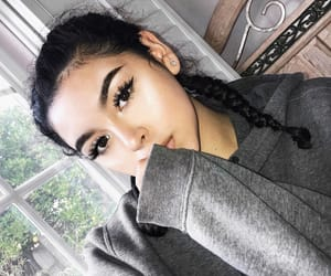 braids, follow, and grey image