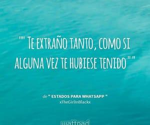 frase, español, and sad image