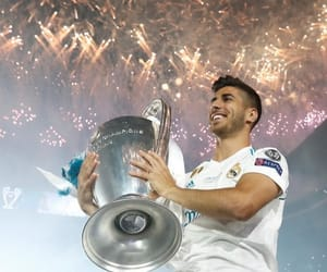 real madrid, asensio, and marco image