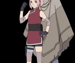 sakura, sasuke, and the last image