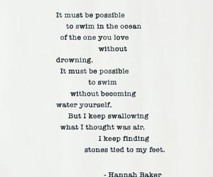 13 reasons why, poetry, and quotes image