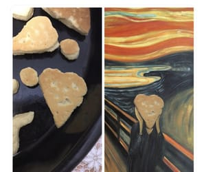 art, biscuits, and baking image