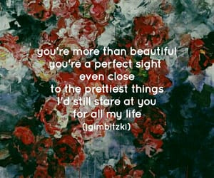 beauty, lyric, and Lyrics image