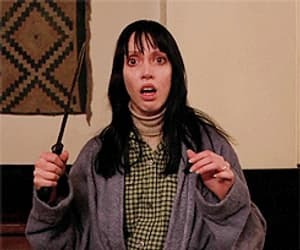 film, gif, and shelley duvall image