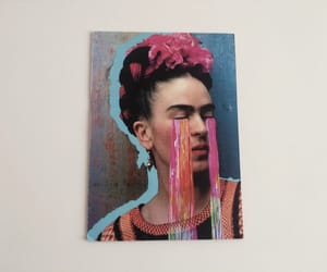 art, frida kahlo, and wall image
