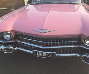 80s, barbie, and cadillac image