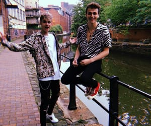 aesthetic, corbyn besson, and why dont we image