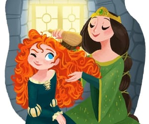 brave and disney image