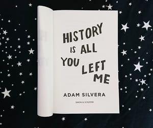 book, adam silvera, and ya image