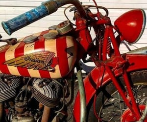 moto, retro, and actitud image