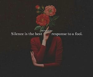 quotes, fool, and poem image