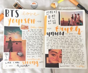 inspiration, kpop, and orange image