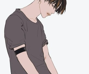 asian, drawing, and kpop image