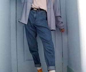 brands, males, and outfits image