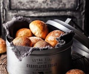 brioche, comida, and delicioso image