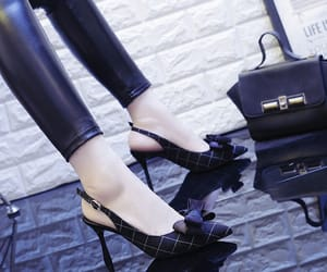 stiletto heels, womens shoes, and pointed toe image