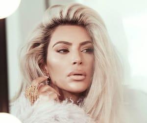 kim kardashian and pretty image
