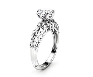 engagement, engagement ring, and promise ring image