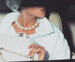 model, 90's, and chanel image