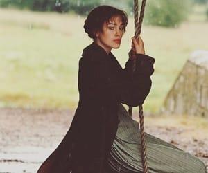actress, keira knightley, and beauty image