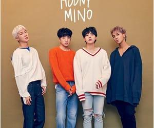 winner, mino, and yoon image
