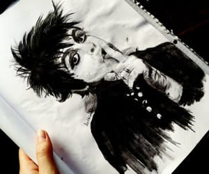 drawing, billiejoearmstrong, and fanart image