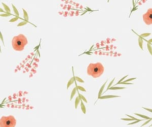 florals, flowers, and homescreen image