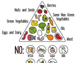 calories, diet, and carbohydrates image