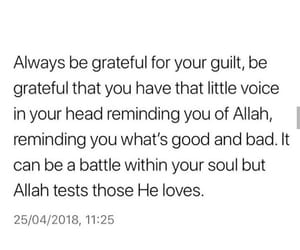 allah, guilt, and islam image