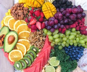 FRUiTS and healthy food image