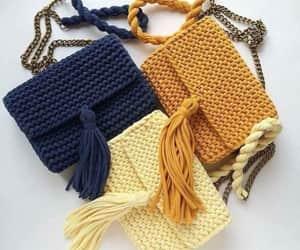 belleza, crochet, and diy image