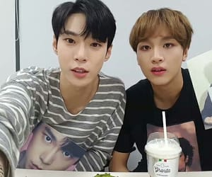 kpop, lq, and doyoung image