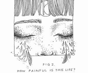 drawing, art, and life image